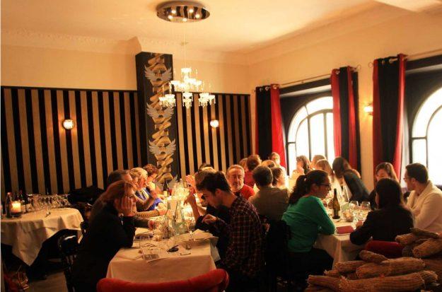 la table a cantina, bordeaux