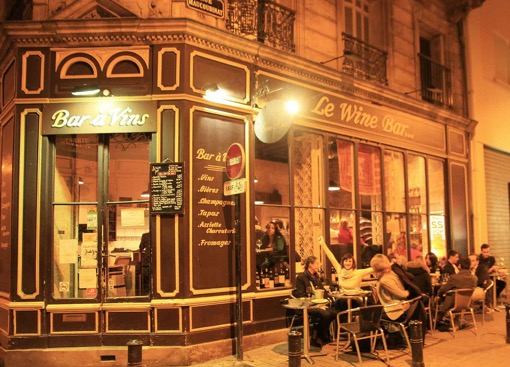 Le Wine Bar, Bordeaux