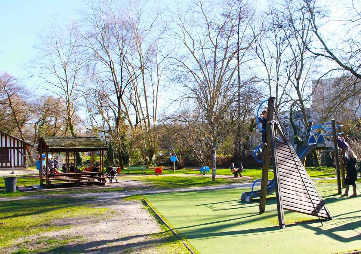 Parc animalier René Canivenc, Gradignan