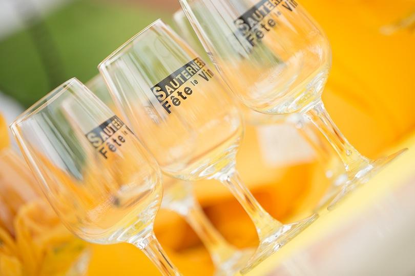 Sauternes fête le vin 2015
