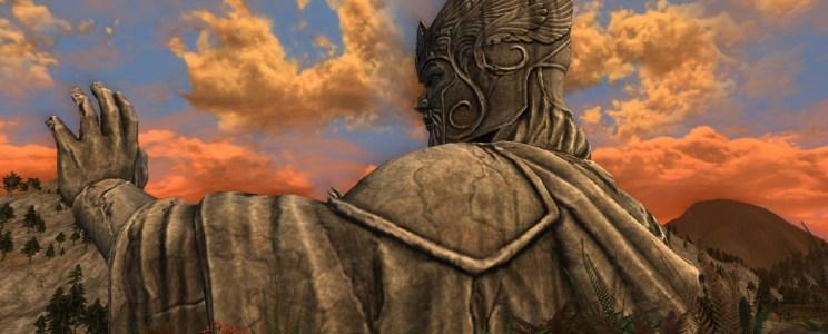 Rohan: à la recherche de l'Argonath