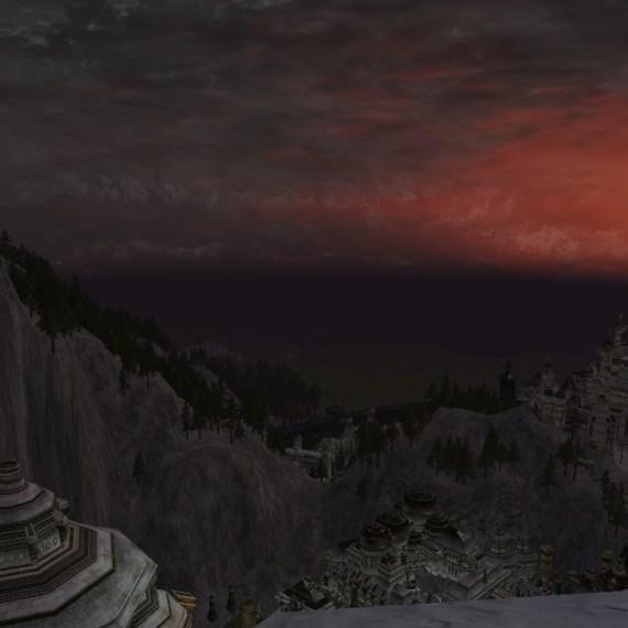 Minas Tirith: La route secrète (1/2)