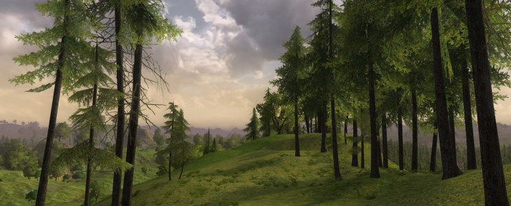 Une ballade ra-Comté… Partie 3 : Bien plus au Nord