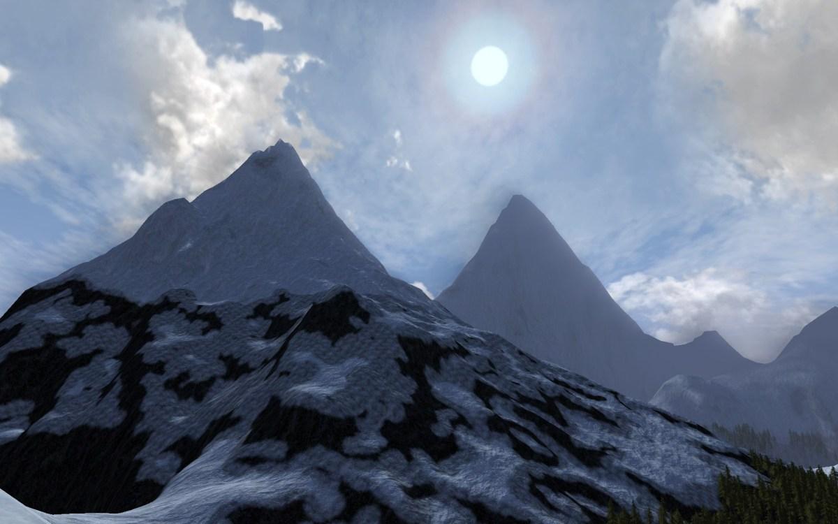 L'éclaireur du Roi: les Montagnes Blanches (2/5)