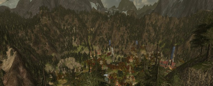 Les Gorges du Bruinen
