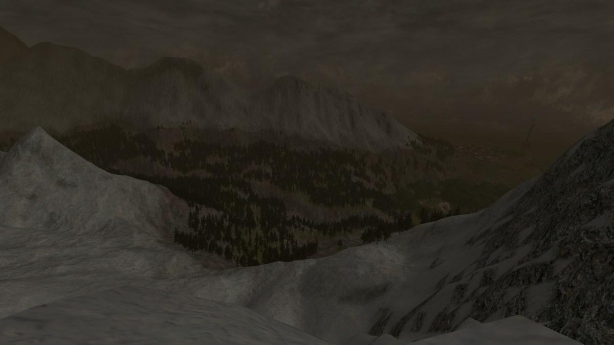 La traversée du Gondor (2/2)