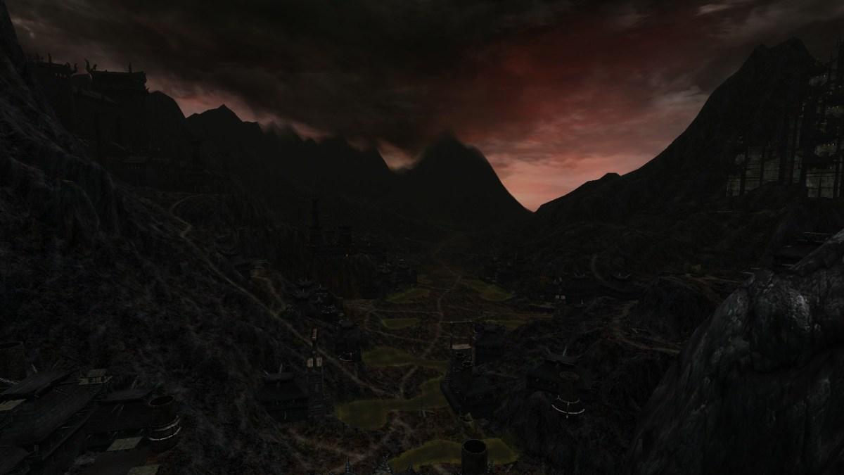 Mordor : Gorgoroth