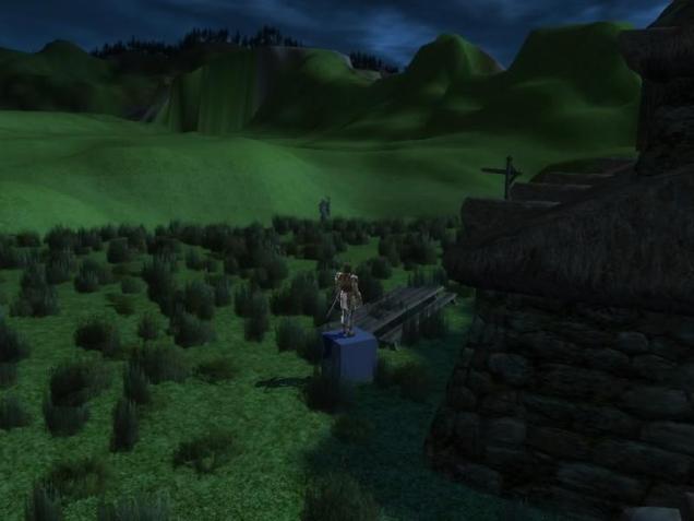 Village perdu à l'est du Pays de Bree