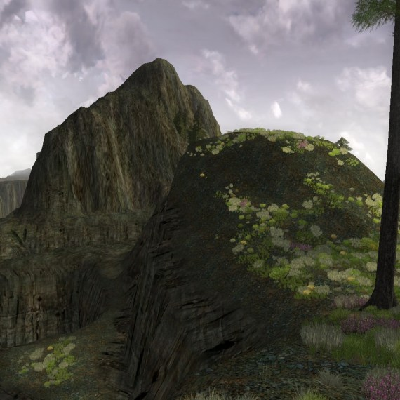 Le Plateau fleuri des Ram Duath