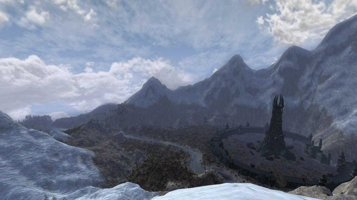 La dernière cime des Monts Brumeux (2/3)