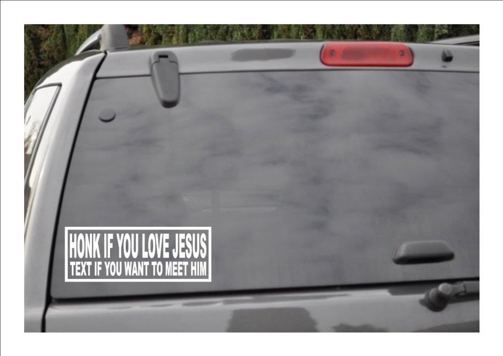 Honk if...