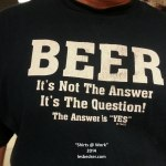 Beer-is-Not-the-Answer-2014 (The Retirement J.O.B.)