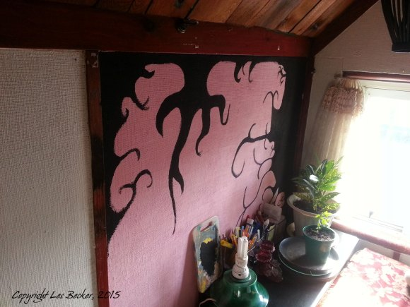 The Belfry Window Nook