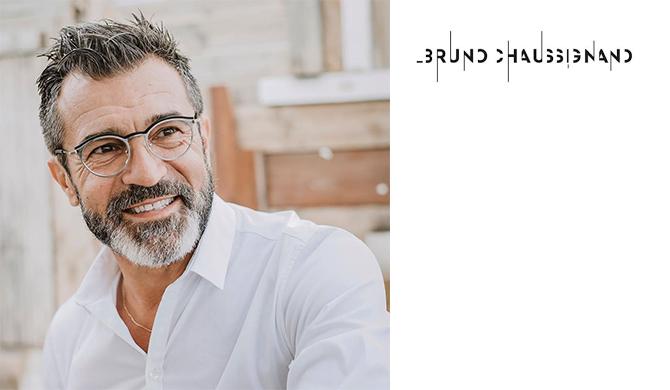Bruno Chaussignand eyewear lunettes Les Belles Gueules opticien Bordeaux