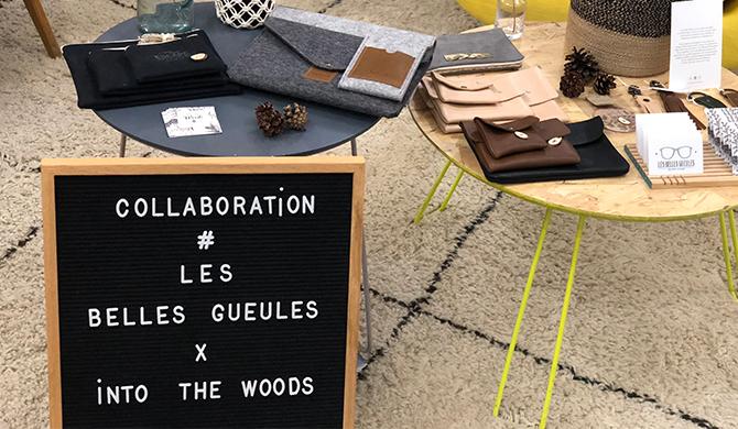 Les Belles Gueules opticiens bordeaux X Into The Woods