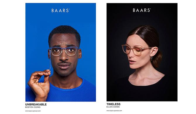 BAARS lunettes Les Belles Gueules opticien Bordeaux