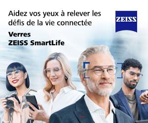 innovation zeiss: la gamme smartlife