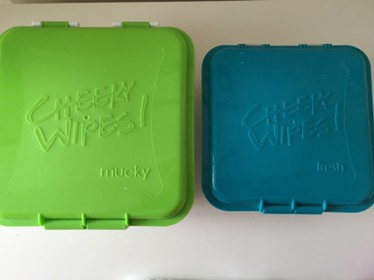 """Making a Bum Job Better"" - Cheeky Wipes: Review."