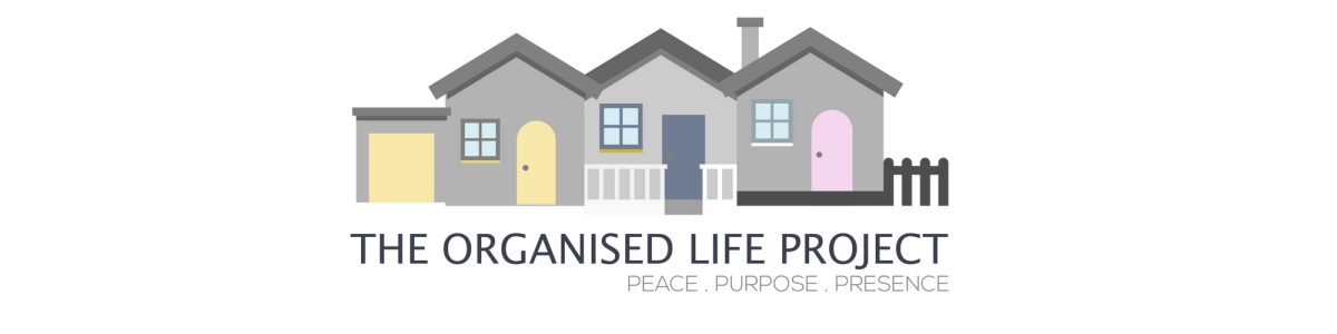 The Person Behind the Parent {Naomi: The Organised Life Project }
