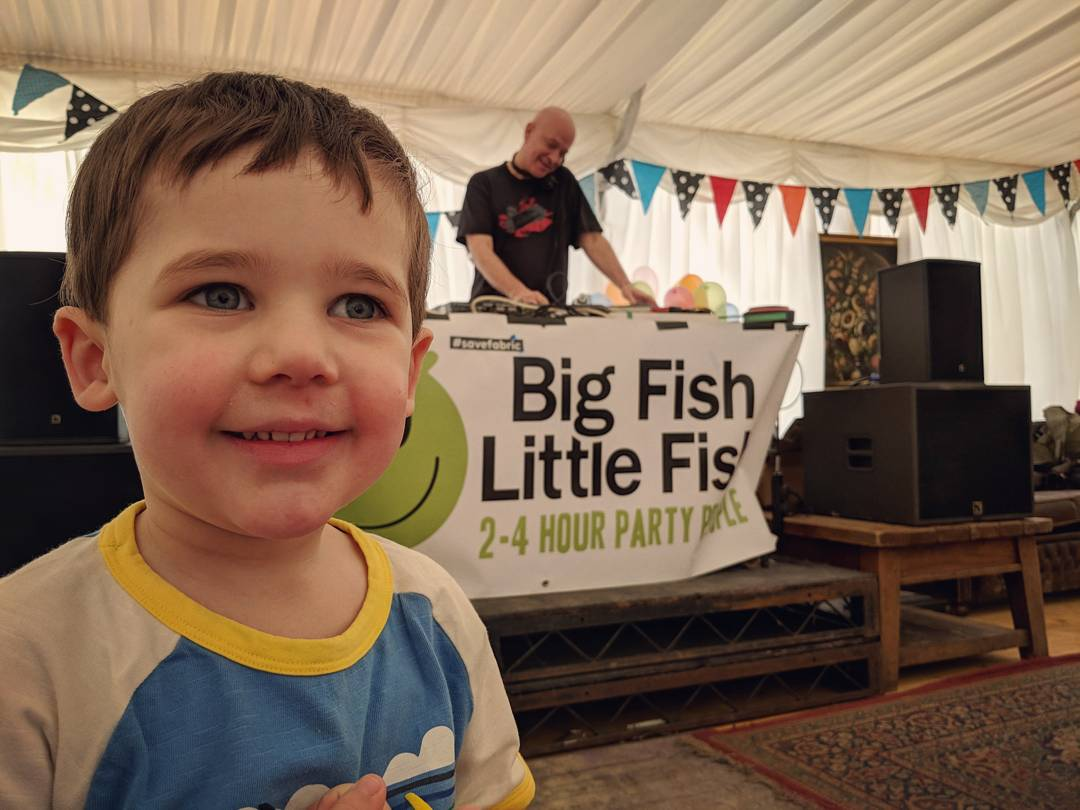 Around the World in 18 Raves: A Camp Bestival Rave with Big Fish Little Fish!