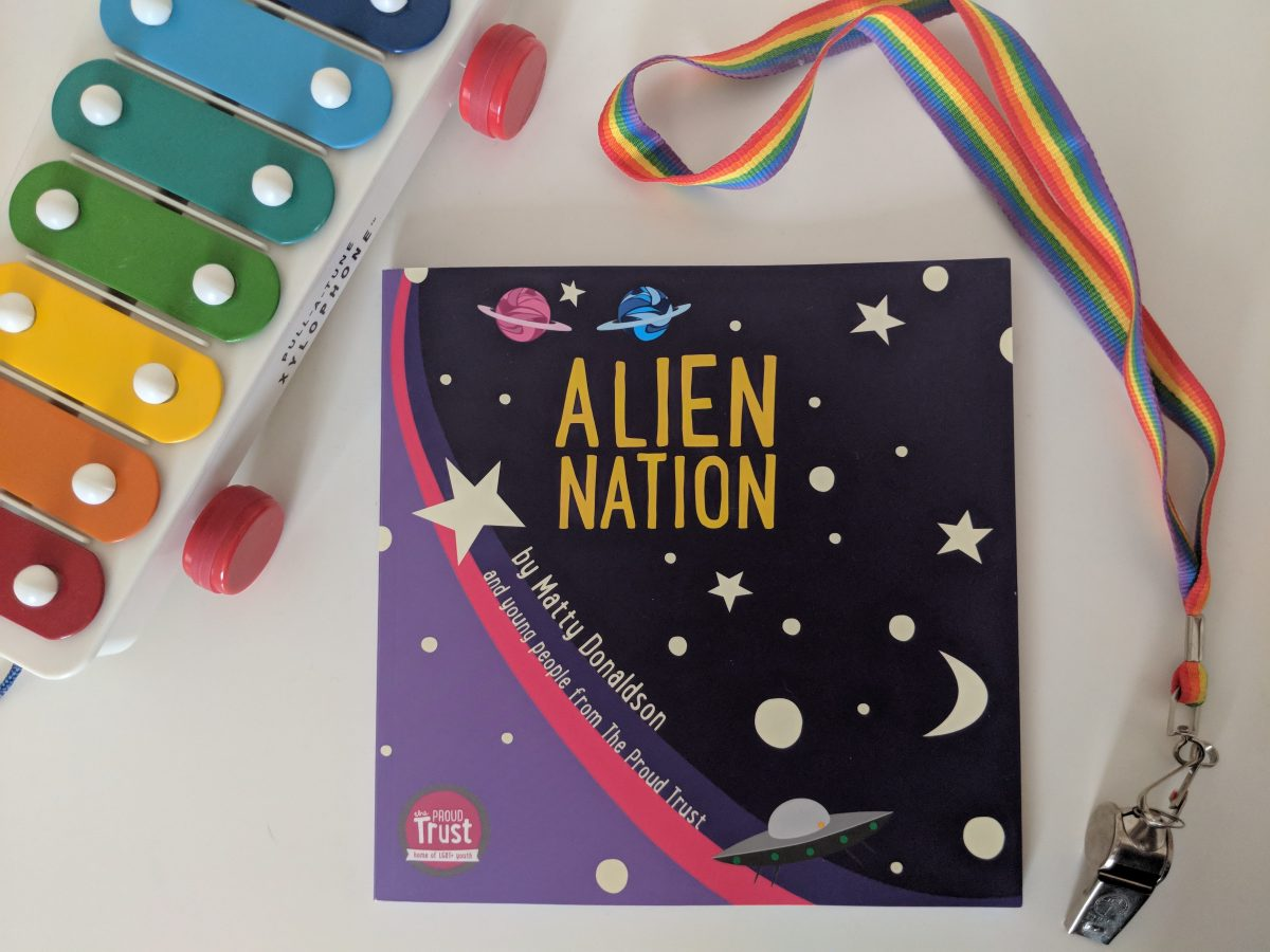 T's Reads: Alien Nation by Matty Donaldson