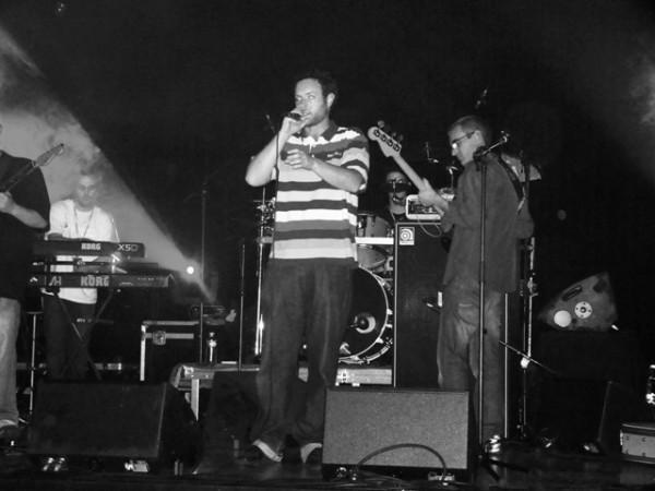 one seed en concert dans le cadre du festival Les berniques en Folie à l'Ile d'Yeu