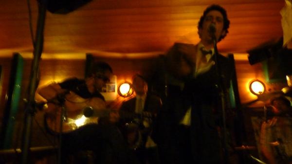 taupe 50 en concert dans le cadre du festival Les berniques en Folie à l'Ile d'Yeu