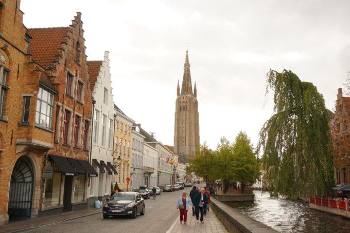 ベルギーブルージュ観光