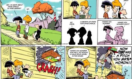 El comic de la discordia