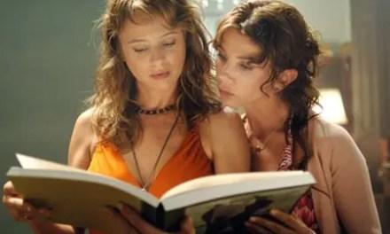 Emma Suarez y Victoria Abril se ponen lesbicanarias