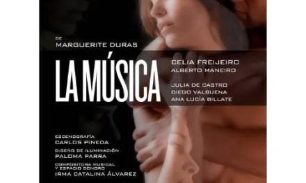 Celia Freijeiro estrena obra de teatro