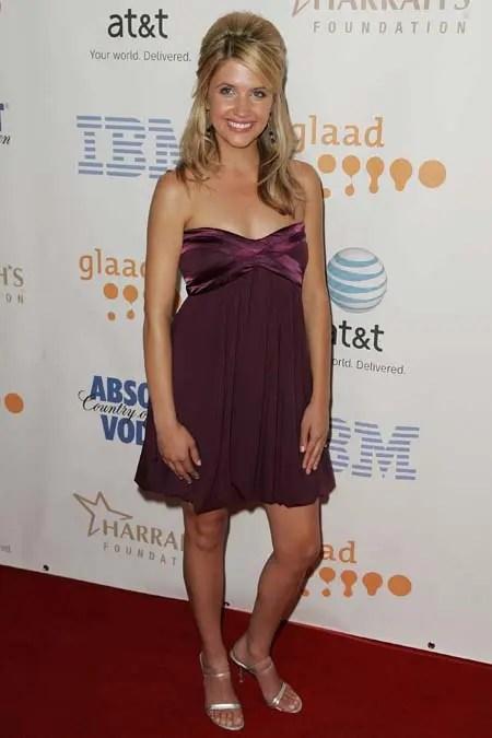 Gabrielle Christian GLAAD 2008