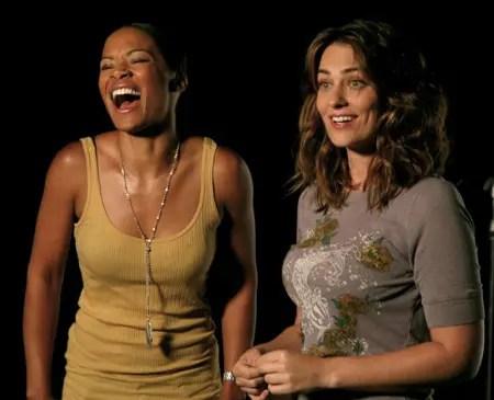 The L Word grabaciones de los extras del DVD de la quinta temporada