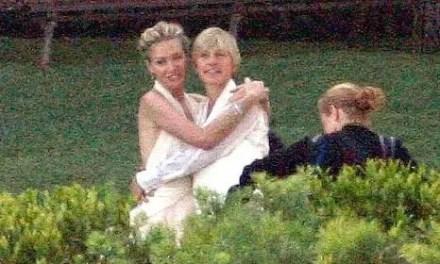 Las fotos de la Boda de Ellen DeGeneres y Portia de Rossi
