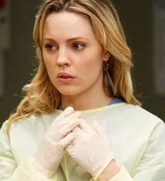 Melissa George deja Anatomía de Grey