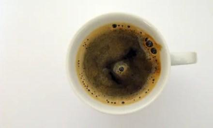 Gracias por los cafés Abril 2009