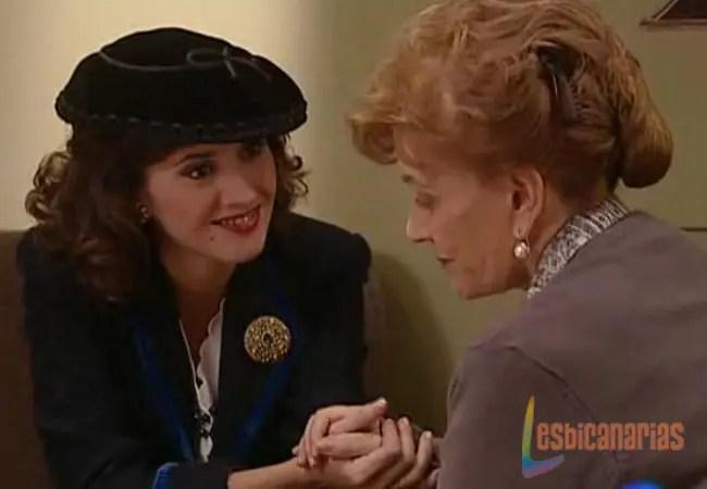 Ana y Teresa resumen semanal 3 Amar en tiempos Revueltos