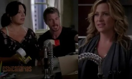 Callie y Arizona resumen de episodio 7×07