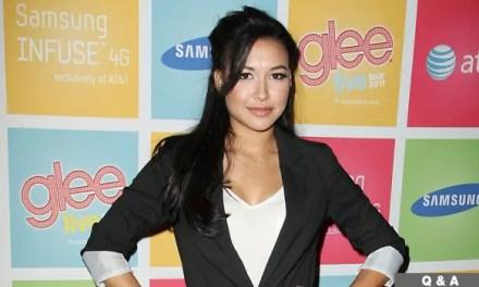 Naya Rivera habla sobre el futuro de Santana en Glee