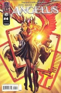 """Angelus"" nuevo comic lésbico"