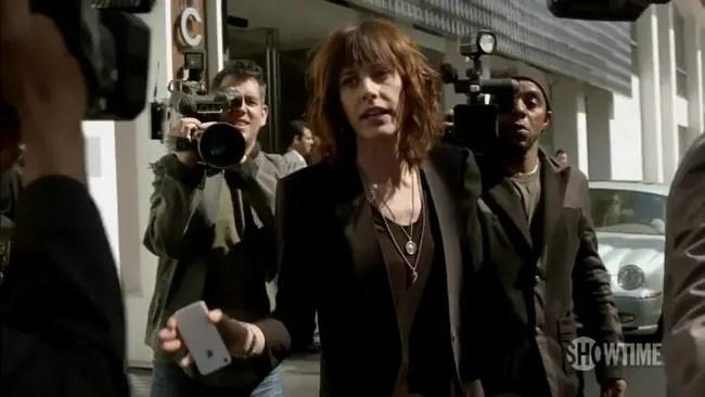 Kate Moennig como Lena en Ray Donovan
