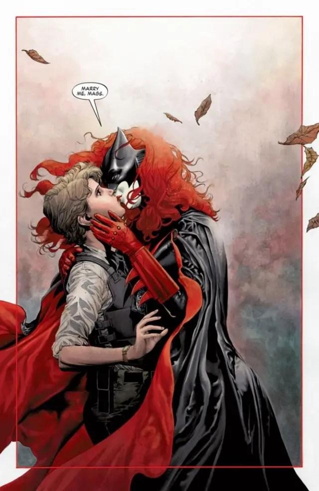Batwoman lesbiana