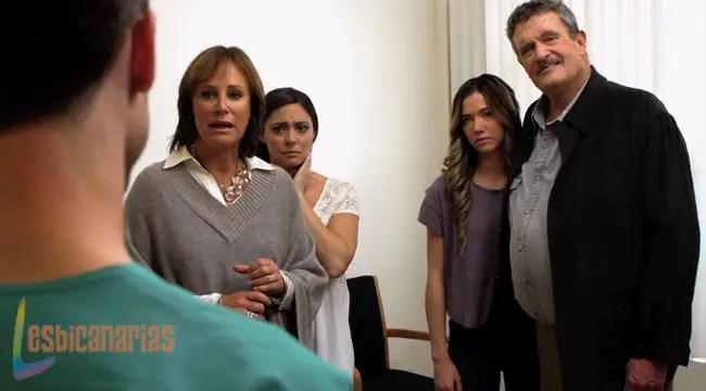 La familia en el hospital