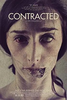 Contracted película lésbica