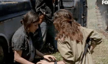 Tara y Alicia: Lo bueno si breve… The Walking Dead