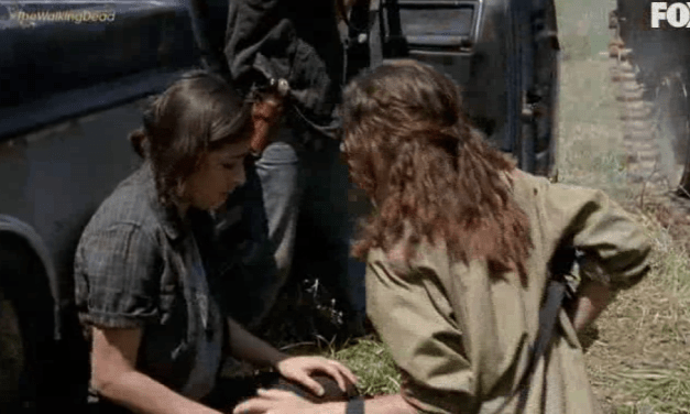 Tara y Alicia: Lo bueno si breve… The Walking Dead