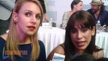 Alexandra de la Mora y Bianca Calderon Lutricia