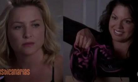 Callie y Arizona: resumen de episodio 10×15 Anatomía de Grey