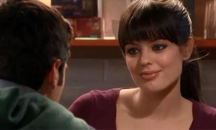 Adriana Torrebejano interpreta a una lesbiana en «Ciega a Citas»