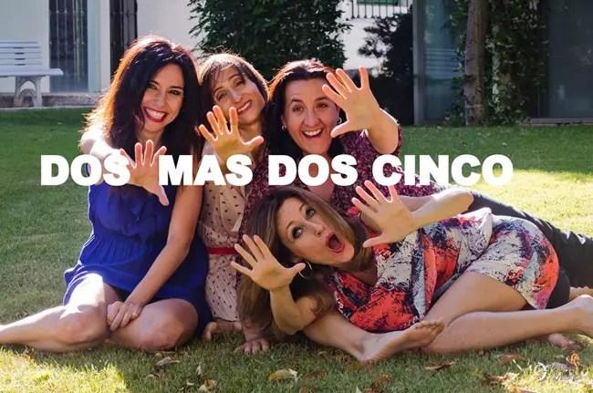 Dos Más Dos Cinco: la serie lésbica necesita tú ayuda
